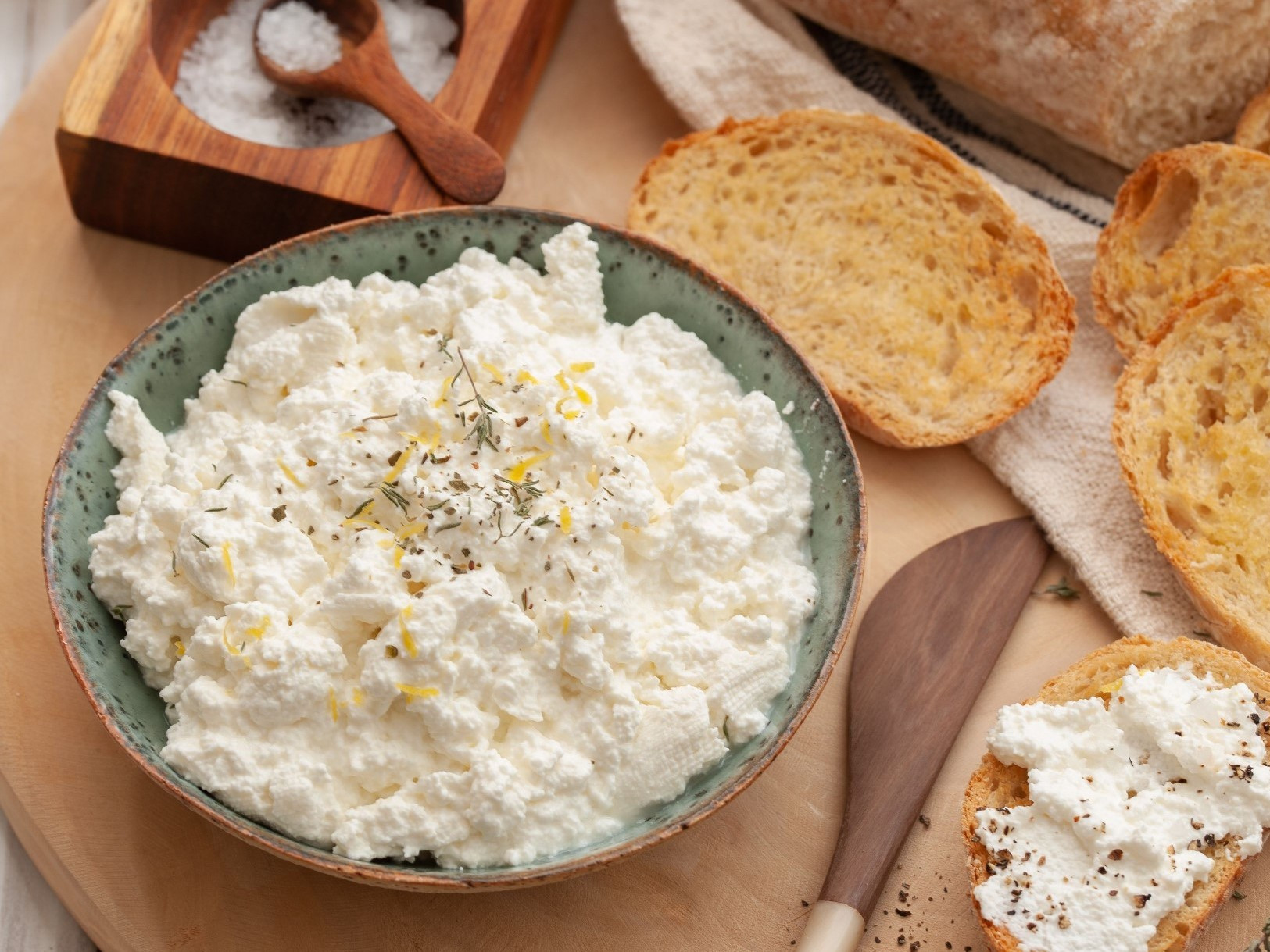 Ricotta Cheese, 1 lb