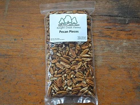 Pecans, Pieces, 1 lb