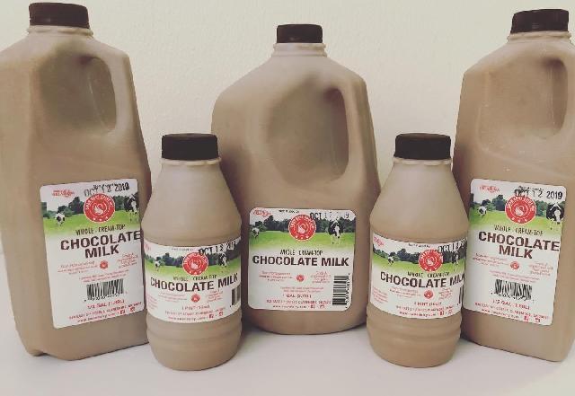 Chocolate Milk, 1/2 gallon