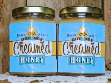 Honey, Creamed, 13oz