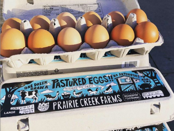 Eggs, Case of 15 Dozen