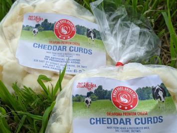 Cheese, Cheddar Curds