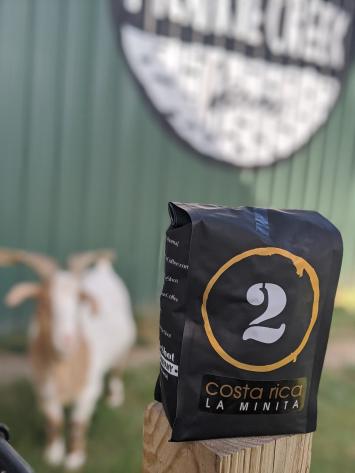 DoubleShot Coffee: Costa Rica La Minita
