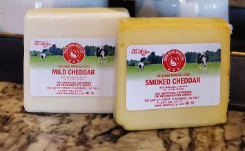 Cheese, Mild Cheddar