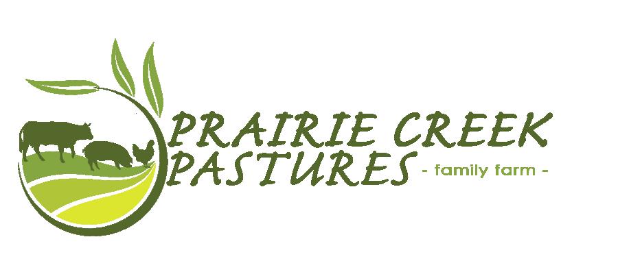 Prairie Creek Pastures Logo