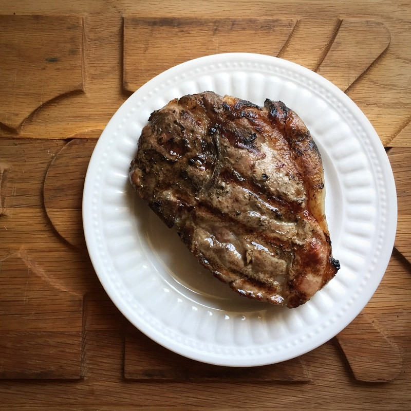 Pork Rib Chops