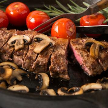 Beef Round Steak