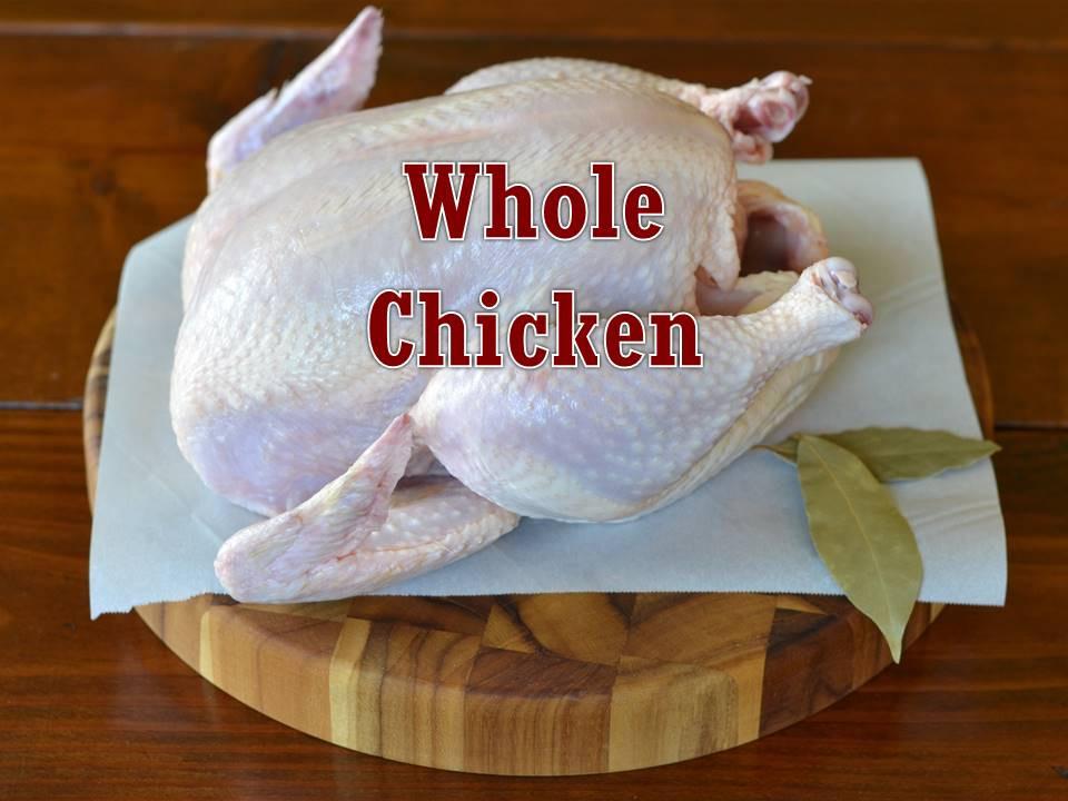 Chicken, Whole Fryer, Fresh