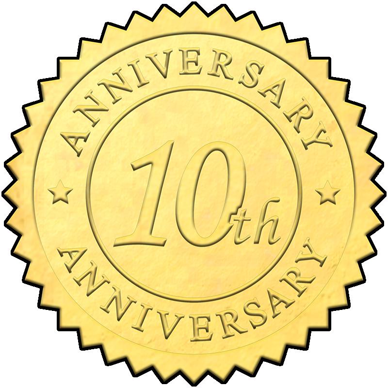 Celebrating 10 Years of Farming