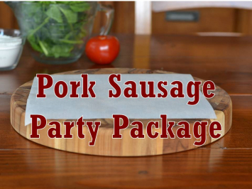 Package, Pork, Sausage Party