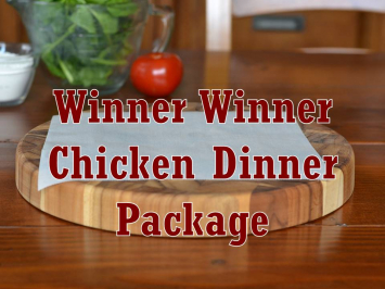 Package, Winner Winner Chicken Dinner