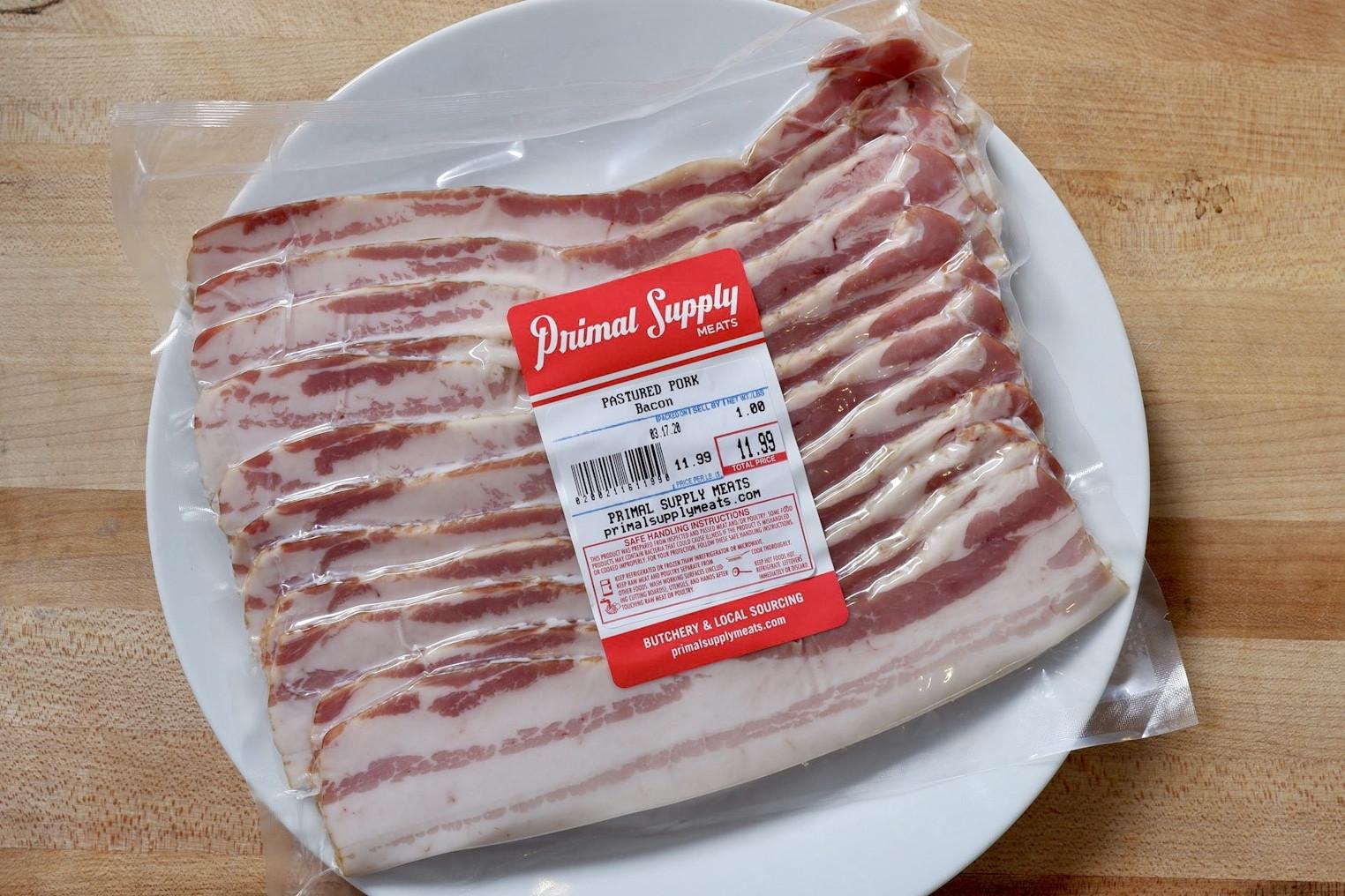 Bacon - Frozen