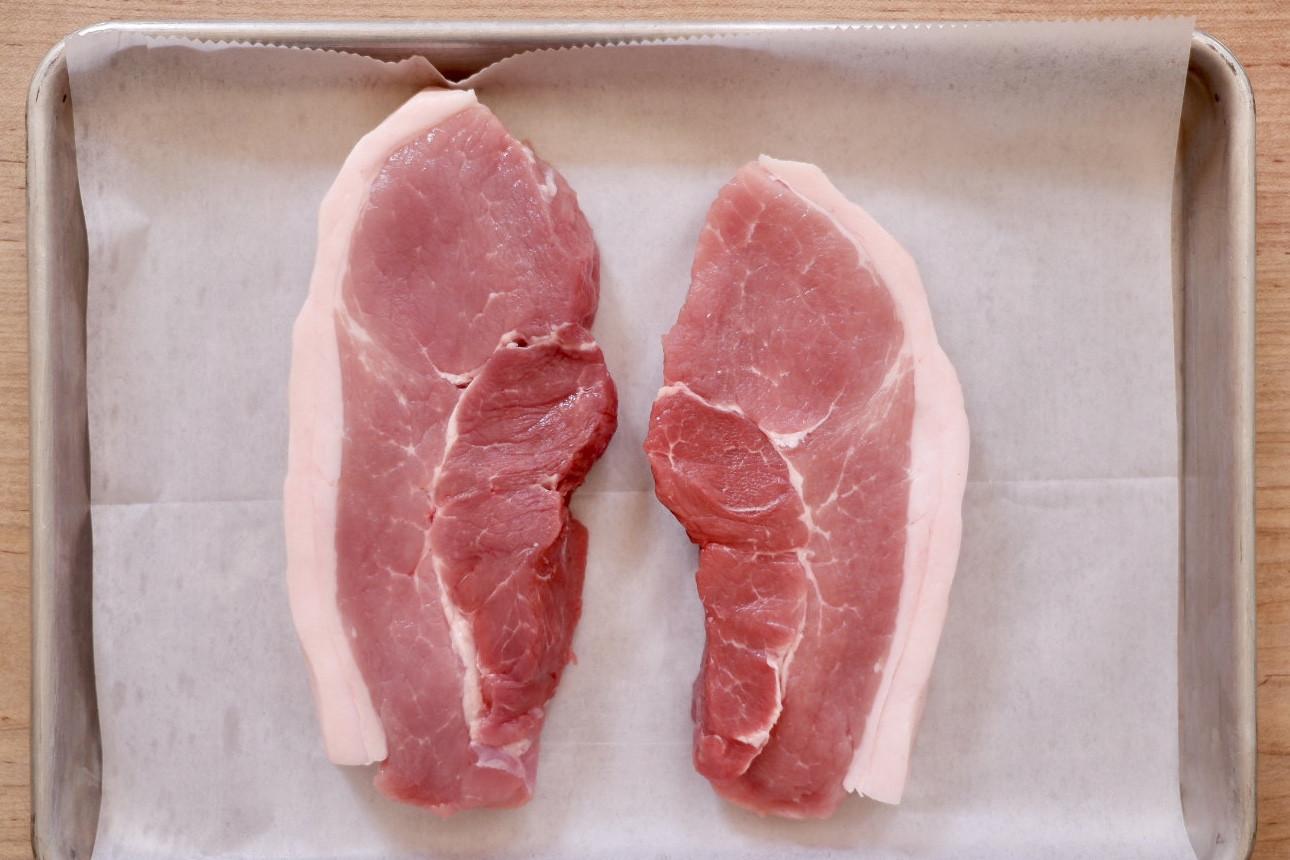 Pork Sirloin Steak - Frozen
