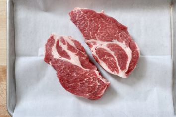 Pork Coppa Steak - Frozen