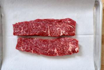 Beef Denver Steak - Frozen