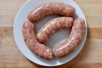 Pork Hot Italian Sausage (Links)