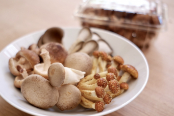 Mushrooms - Mycopolitan Medley