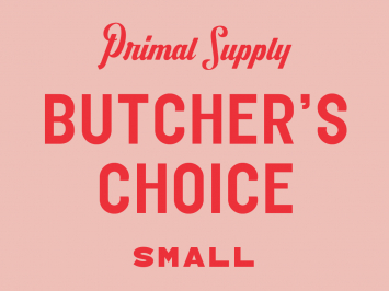 BUTCHER'S CHOICE Small - Frozen