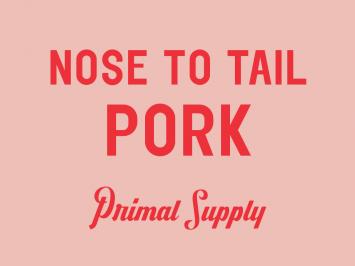 Nose to Tail: Pork - Frozen Bundle