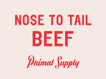 Nose to Tail: Beef - Frozen Bundle