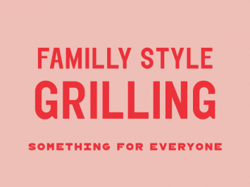 Grilling Family Style - Frozen Bundle