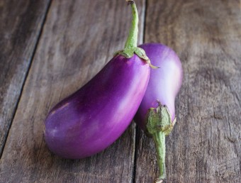 Eggplant - Purple Dancer