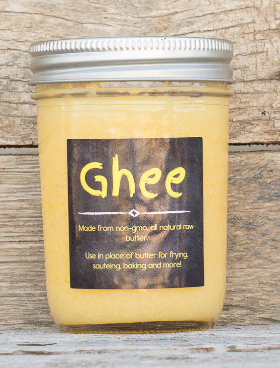 1/2 pint Ghee (10 oz)
