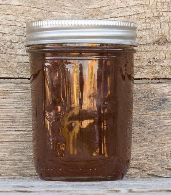 1/2 Pint Raw Honey (Idaho)