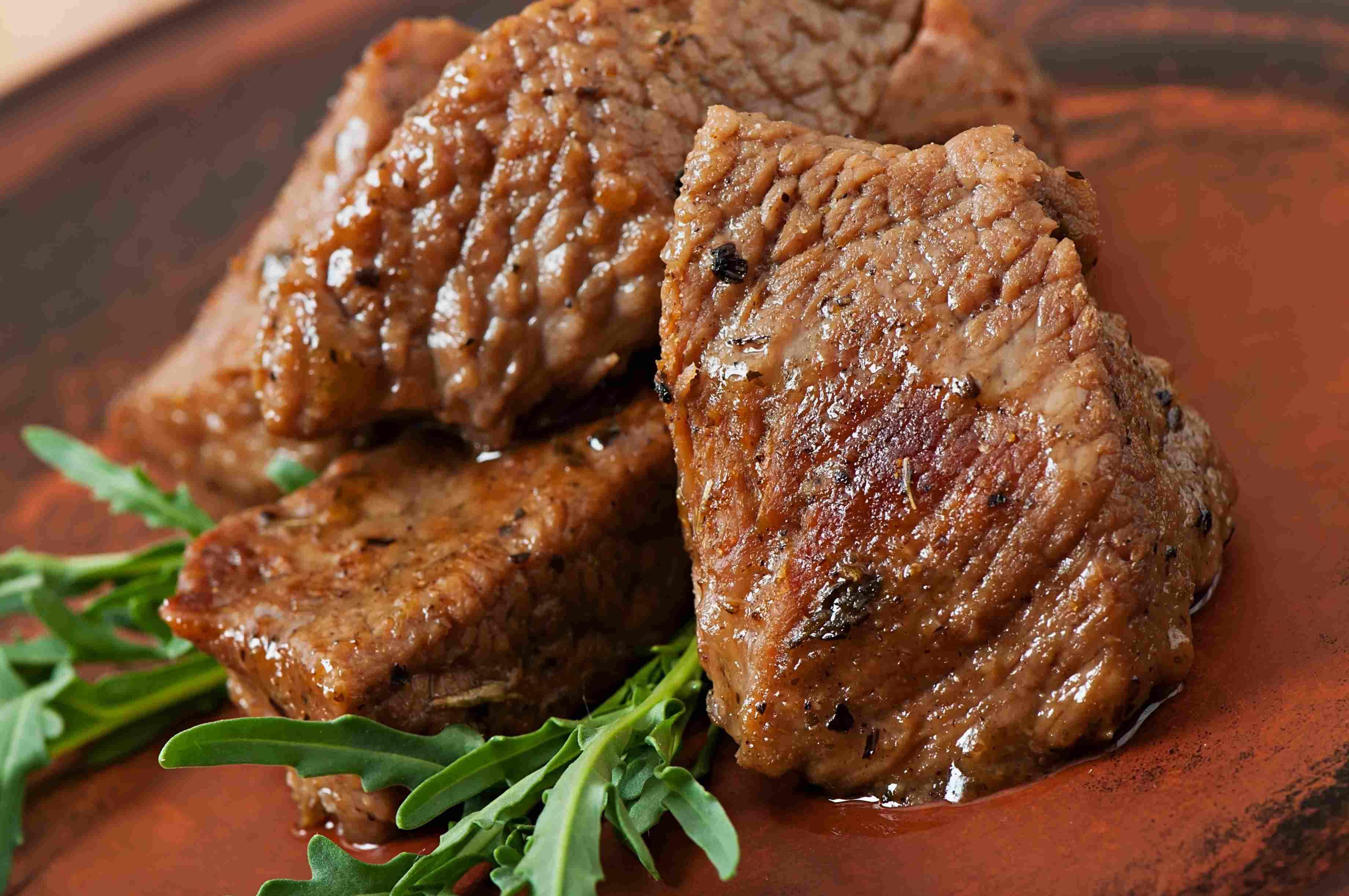 Sliced Shank (Beef Osso Bucco)