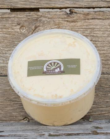Raw Butter Bulk