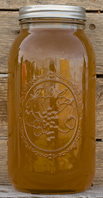 1/2 gallon Raw Honey (Montana)