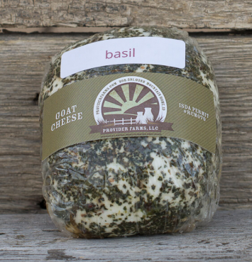 Goat Cheese (Basil)