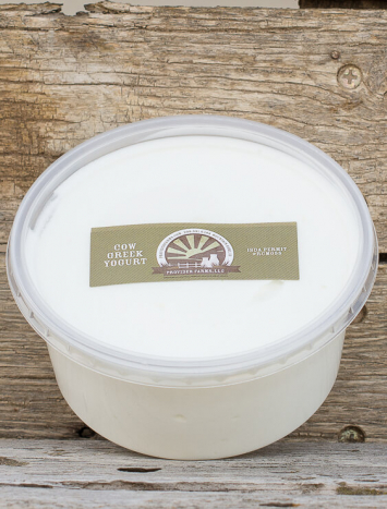 Cow Greek Yogurt