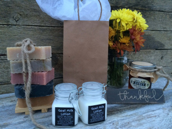 Provider Farms Gift Bag~Thankful