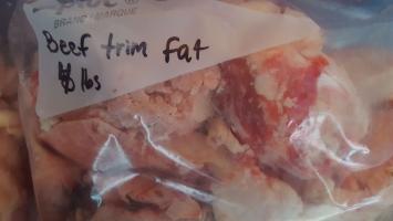 Trim Fat (beef)