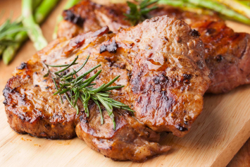 Sirloin Pork Chops
