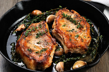 Pork Steaks