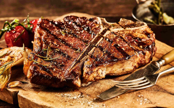 Beef T-Bone Steak
