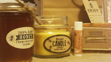 Beeswax & Honey gift bag (large)