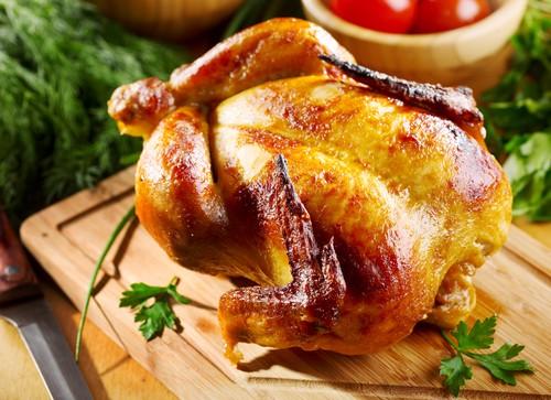 Roasting A Pastured Chicken