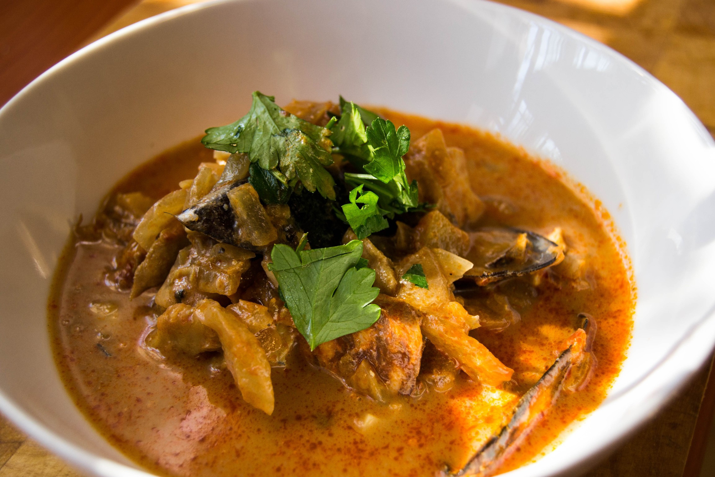 Indian-Style Lamb Stew