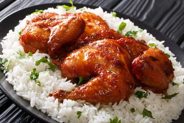 Half, Chicken