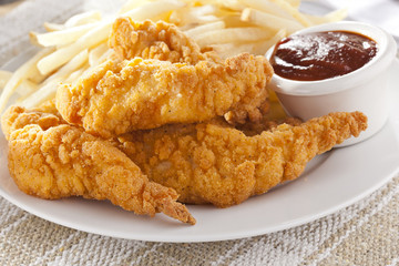 Tenders, Chicken