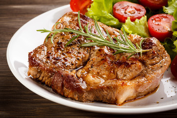 Chops, Pork Sirloin