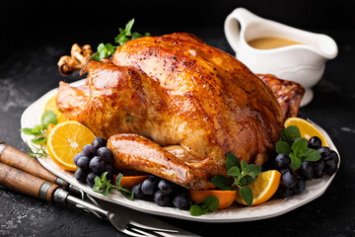 Thanksgiving Turkey Preorder