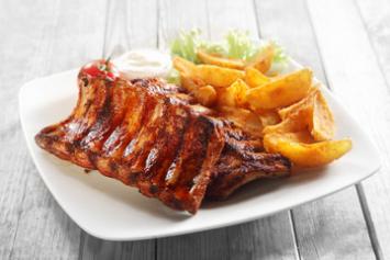 Spare Ribs, Pork
