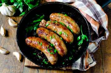 Italian Sausage Links, Sweet