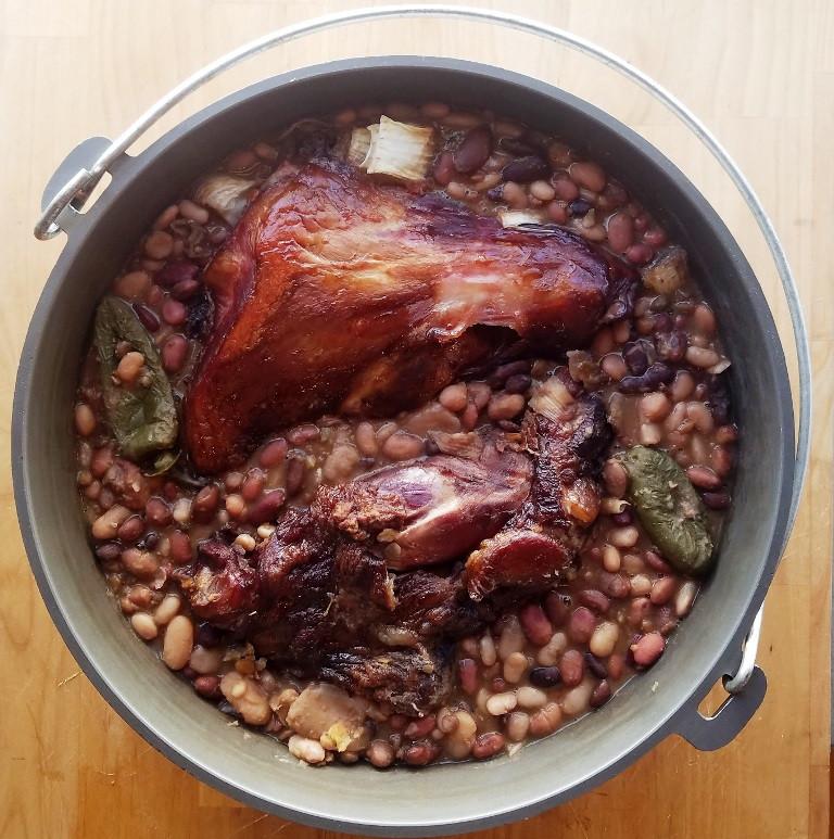 Ham Hocks-n-Beans