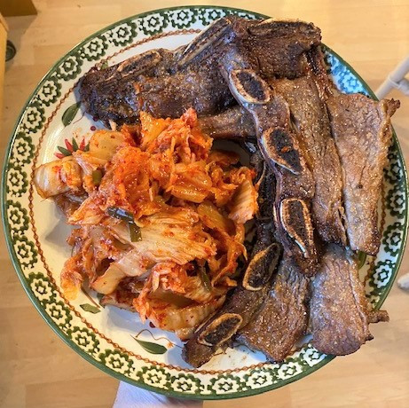 Dad's Galbi, Asian Style Ribs Made Easy
