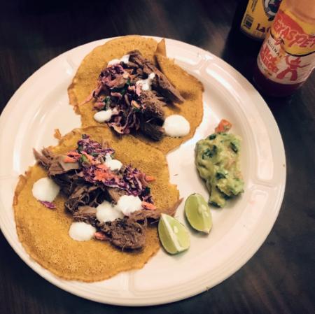 RECIPE: Beef Tongue Tacos
